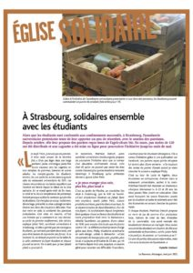 Article paniers solidaires