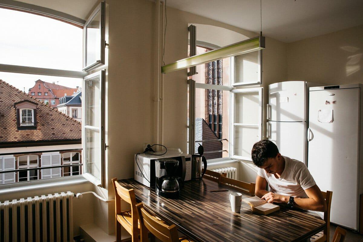 Foyer étudiant Strasbourg le Stift