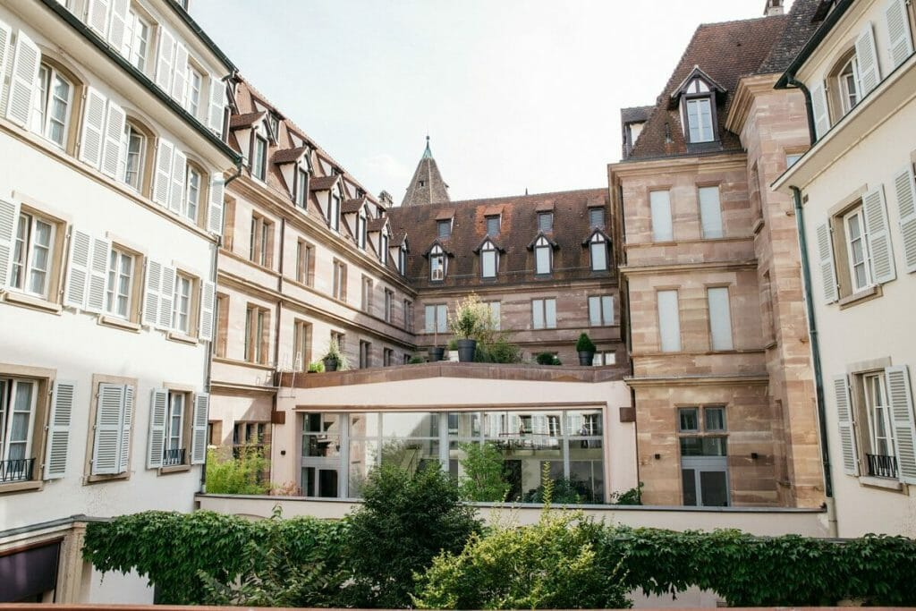 Foyer étudiant Strasbourg Sturm