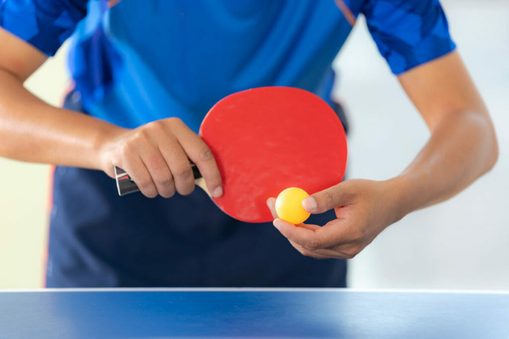 Tennis de table Ping Pong Strasbourg étudiant